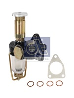 Fuel feed pump