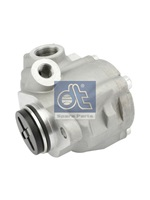 Mechanical steering pump