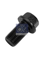 Crankshaft screw