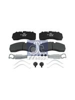 Disc brake pad kit