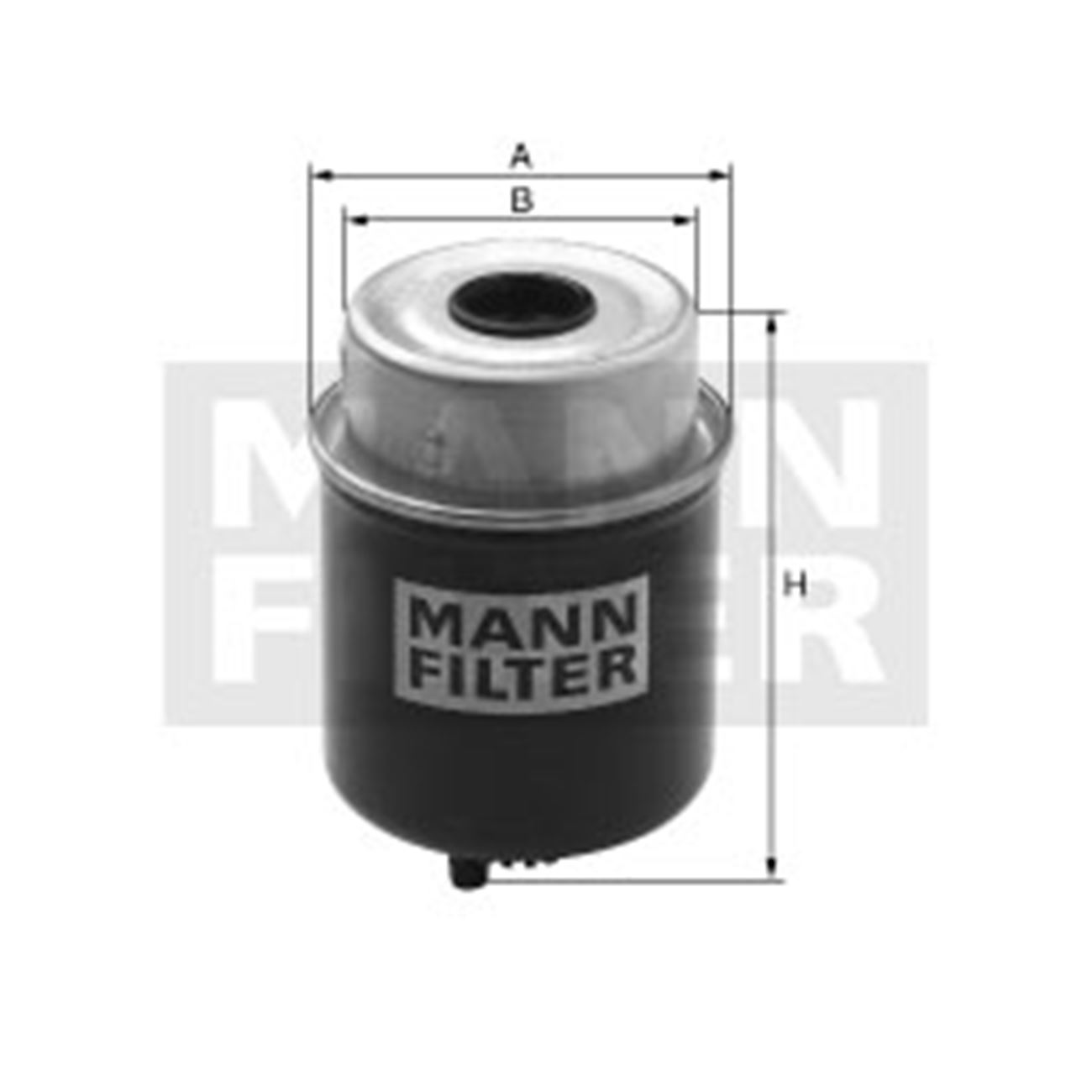 Fuel Filter Filters Pegasustruckparts Perkins